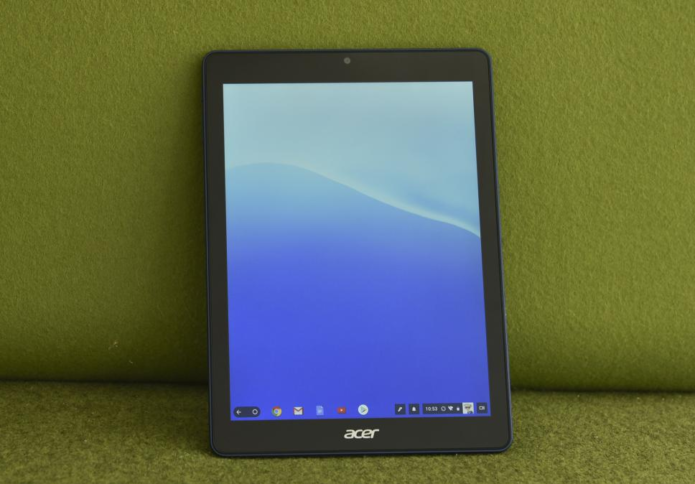 Acer Chromebook Tab 10 review: The first Chrome OS tablet is no iPad killer