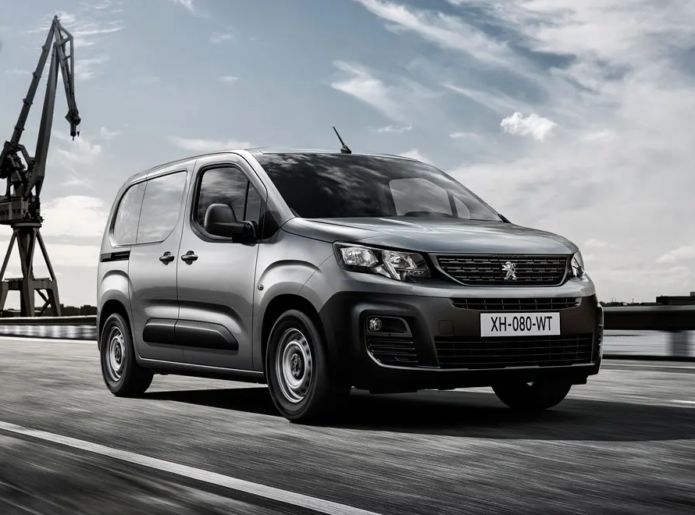 2019 Citroen Berlingo and Peugeot Partner unveiled