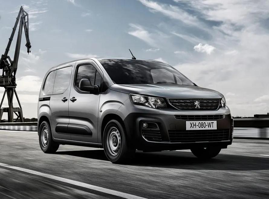 2019 Citroen Berlingo and Peugeot Partner unveiled   GearOpen