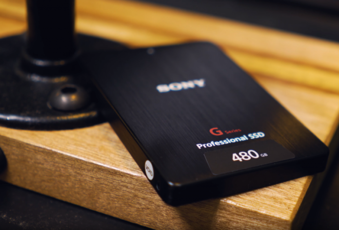 Sony G Series Professional SSD SV-GS48 (480GB) review: What a super-reliable, fast SATA SSD is like