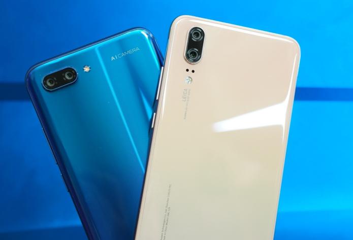 Huawei P20 VS Honor 10 Camera Shootout: Should You Pay More?