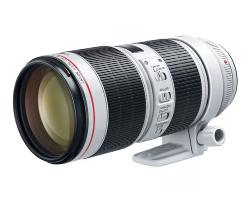 Canon EF 70-200mm Lens Officially Announced : f/4L IS II USM &  f/2.8L IS III USM