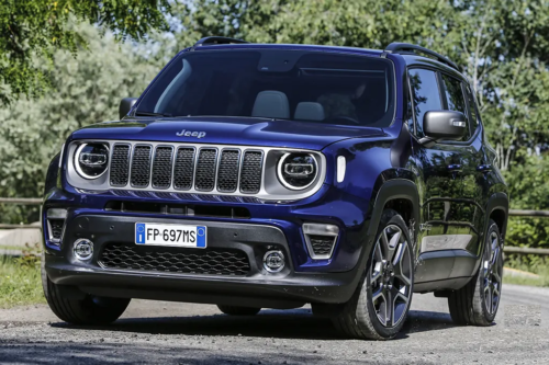 2019 Jeep Renegade revealed