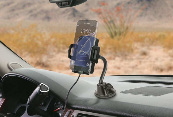 SCOSCHE STUCKUP Qi review: A nearly perfect mobile Qi charger mount