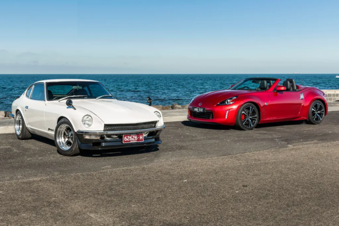 Datsun 240Z & Nissan 370Z: Old & New Review