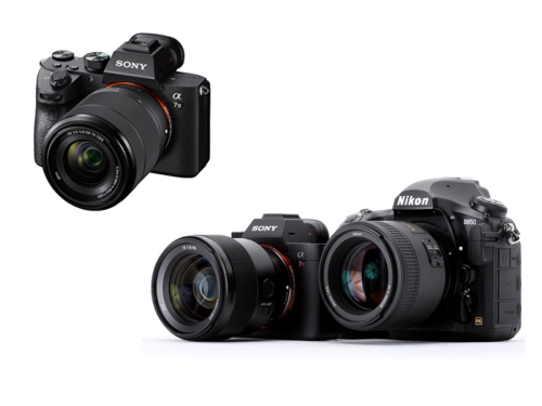Sony a7R III vs Sony a7 III vs Nikon D850 – Video Comparisons
