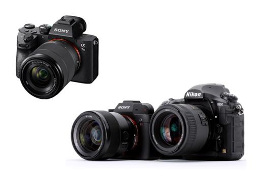 Sony a7R III vs Sony a7 III vs Nikon D850 – Video Comparisons