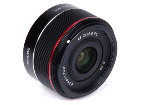 Samyang AF 24mm f/2.8 FE Review