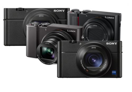 Sony Cyber-Shot RX100 VI vs Sony Cyber-Shot RX100 V vs Panasonic Lumix TZ200 vs Panasonic Lumix TZ100 Comparison