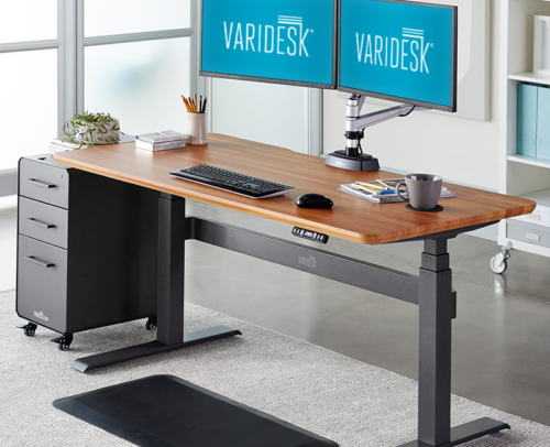 Varidesk ProDesk 60 Electric review: High quality, quiet, large surfaced electric standing desk