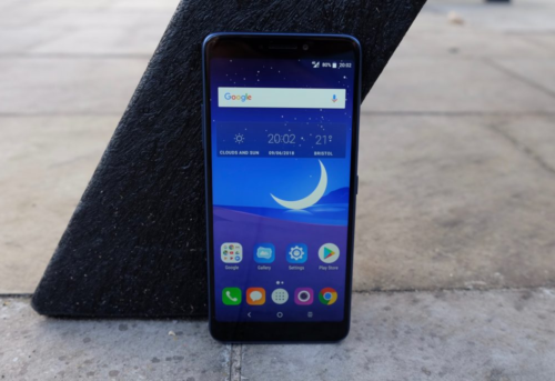 Alcatel 3V Review