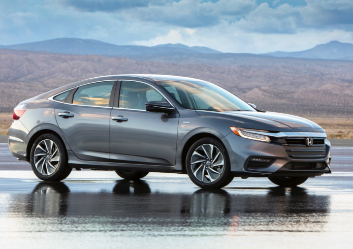 The 2019 Honda Insight is the anti-Prius