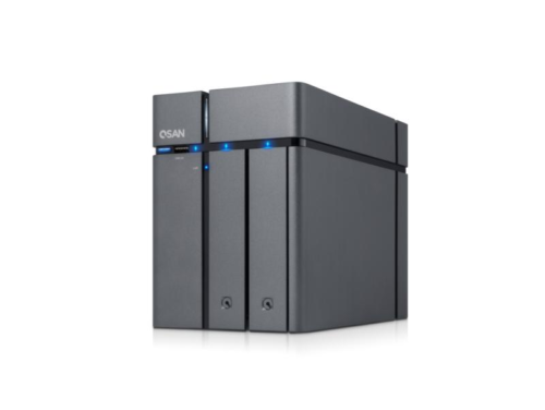 QSAN XCube XT3002T NAS review: Classy, clean, and fast—but better suited to the enterprise