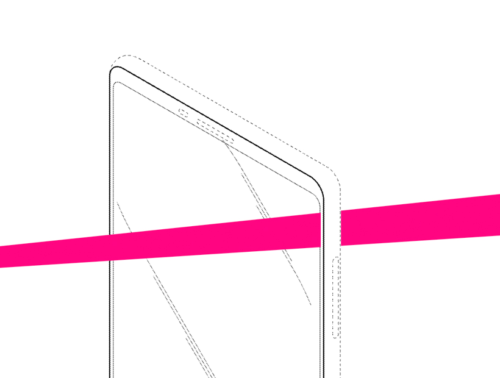 Galaxy S10 and beyond: No front camera at all!