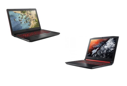 ASUS TUF FX504 vs Acer Nitro 5 (AN515-52) – looking for the best budget gaming notebook