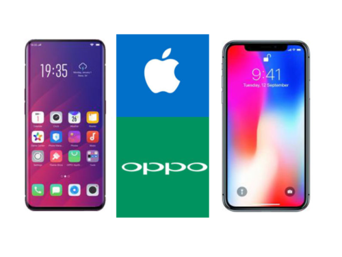 OPPO Find X vs iPhone X: Which Phone Is Better?