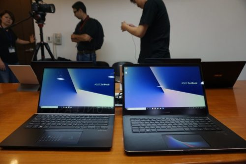 Zenbook Pro 15 Hands-on Review : First look – Asus' two screen laptop has potential