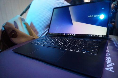 Zenbook S first look