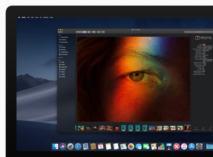 How to Enable macOS Mojave Dark Mode