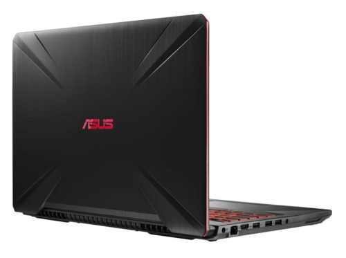 Asus TUF FX504 GE review (i7-8750H, GTX 1050 Ti) – an affordable and toughly built gaming laptop
