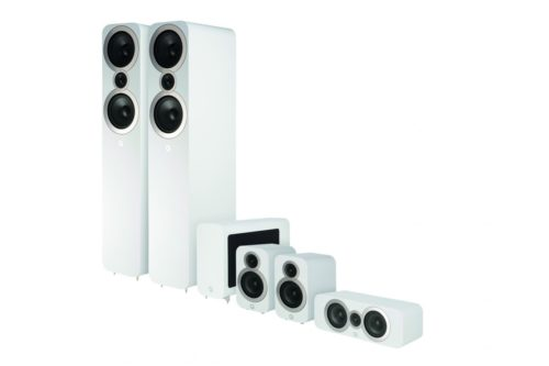 Q Acoustics 3050i Cinema Pack Review