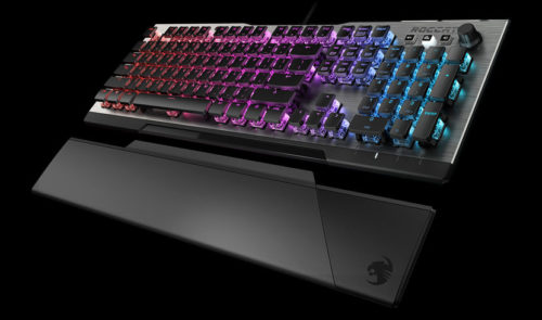 First impressions: Roccat Vulcan 120 AIMO