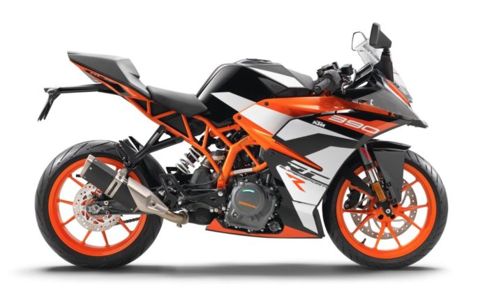 Five Things You Need To Know About The KTM RC390