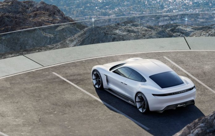 6 things we found out about the Porsche Taycan today