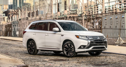 2018 Mitsubishi Outlander Plugin Hybrid Review