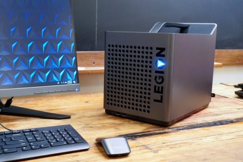 Lenovo's Legion C530 and Legion C730 Cubes are compact desktops made for esports