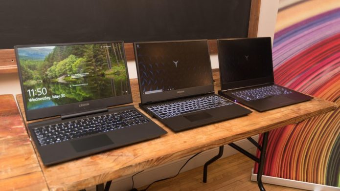 Lenovo's Legion Y530 and Legion Y7000 gaming laptops are designed to be subtle