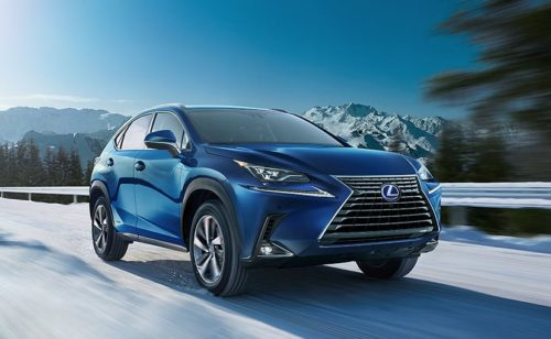 Lexus NX300h technology, drive review: A different flavour of luxury