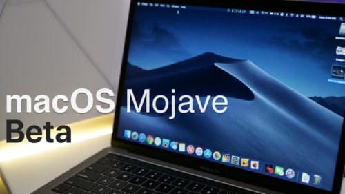 How to Downgrade macOS Mojave Beta to macOS High Sierra