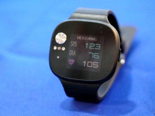 Asus VivoWatch BP hand-on review: Read your blood pressure on the go
