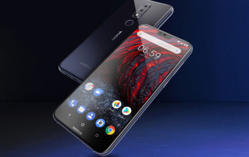 Nokia 6.1 Plus: Nokia X6 with Android One for everyone else