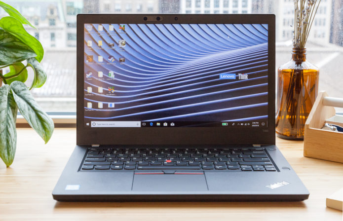 Lenovo ThinkPad T480 review: A powerful, efficient workhorse notebook with USB-C Thunderbolt 3
