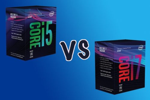 Intel i5 vs Intel i7: what's the difference?