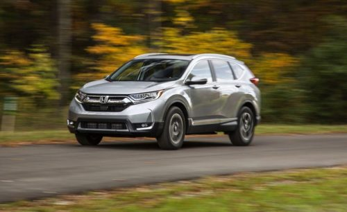 The Compact SUVs With the Best Fuel Economy in 2018