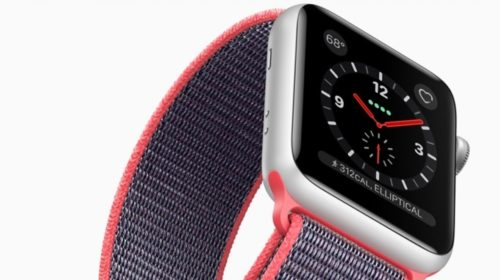 And finally: Apple Watch automatic low-power mode revealed by patent