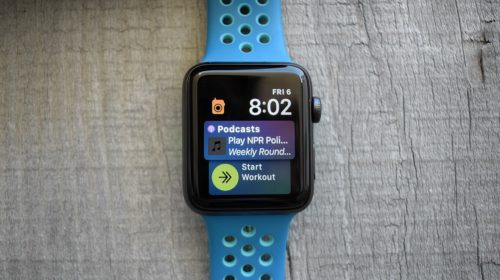 Living with watchOS 5: Early impressions of the new Apple Watch beta