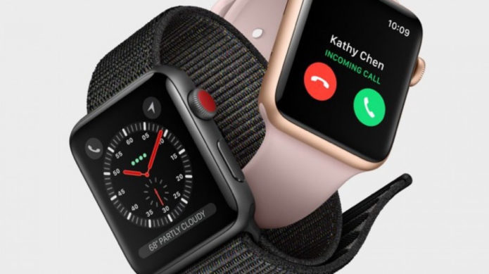 And finally: Apple Watch of the future could get improved gesture controls