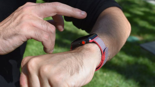And finally: The Apple Watch could one day warn you about sunburn