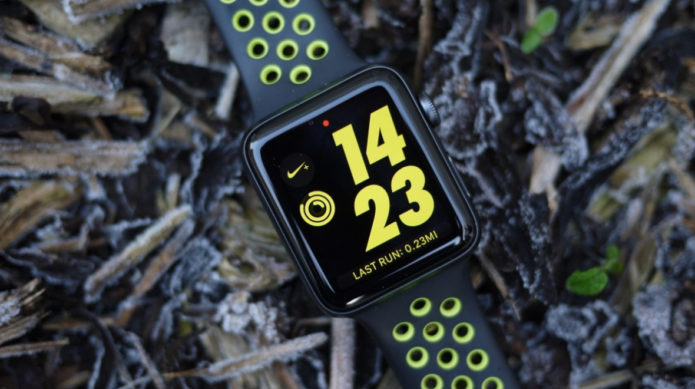 And finally: Nike Training Club comes to the Apple Watch