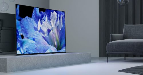 Sony Bravia A8F TV 55-inch Review
