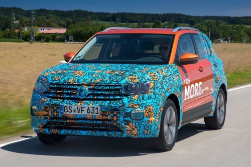2019 Volkswagen T-Cross FIRST DRIVE review – price, specs and release date