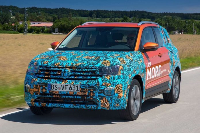 2019 Volkswagen T Cross First Drive Review Price Specs And Release Date