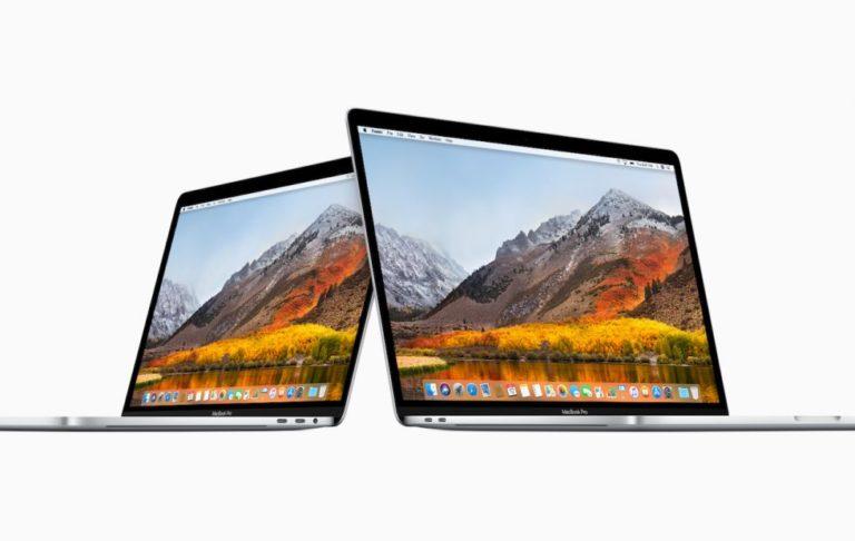 MacBook Pro 2018: New CPUs, True Tone, quieter keyboard