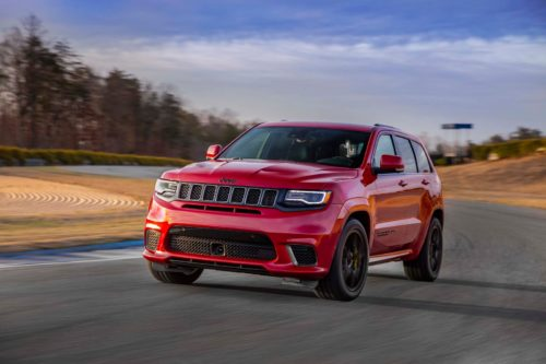Five reasons not to buy a Grand Cherokee Trackhawk