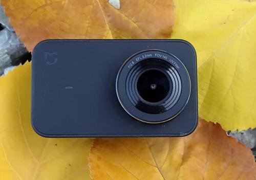 Xiaomi MiJia Mini 4K Action Cam Review