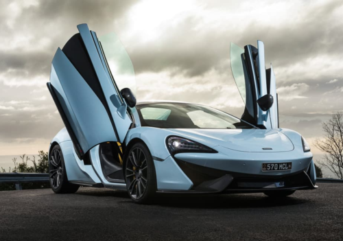 2018 McLaren 570S Spider Review : Road Test